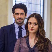 """Marocas vai ter que enfrentar outra confusão durante seu casamento com Emílio em """"O Tempo Não Para"""""""