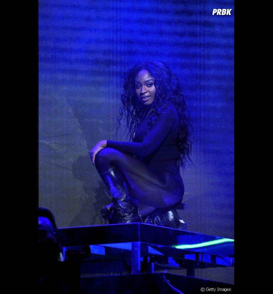 Normani Kordei no TIDAL x Brooklyn: apresentação da ex-Fifth Harmony foi uma das mais comentadas da noite