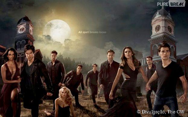 """Atores de """"The Vampire Diaries"""" analisam os rumos de seus personagens na 6ª temporada da série"""