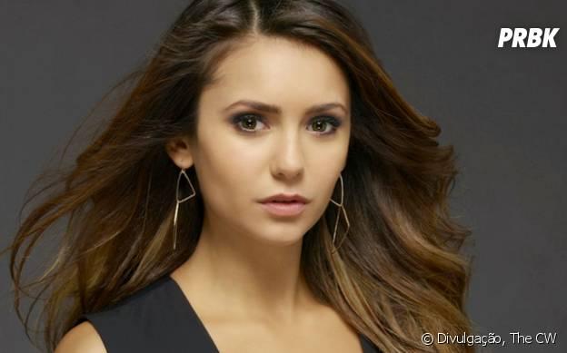 """Nina Dobrev é a estrela da sexta temporada de """"The Vampire Diaries"""""""