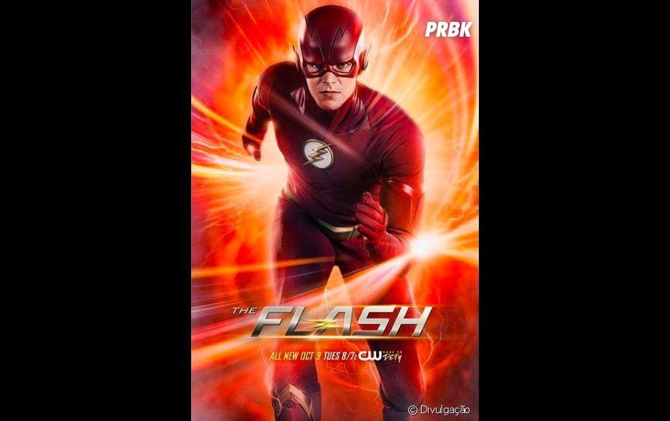 """Boneco de Pano (Troy James), novo vilão, aparecerá no próximo episódio de """"The Flash"""""""