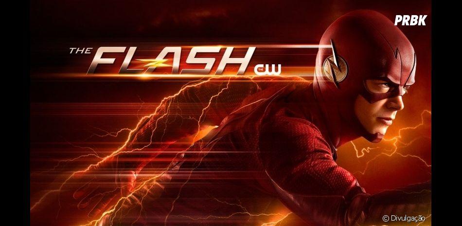 """Em """"The Flash"""": Barry Allen (Grant Gustin) precisa se preparar porque vem mais um vilão por aí!"""