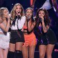"""Little Mix conta que nunca pensaram em trabalhar com Cardi B e sempre quiseram Nicki Minaj para """"Woman Like Me"""""""