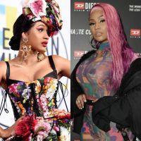 Mais um capítulo da treta entre Nicki Minaj e Cardi B acaba de pegar fogo! Entenda tudo