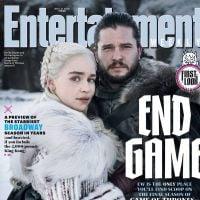 """Jon Snow e Daenerys aparecem na primeira foto da 8ª temporada de """"Game of Thrones"""""""