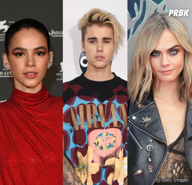 Bruna Marquezine, Justin Bieber, Cara Delevigne e mais famosos que tiveram depressão