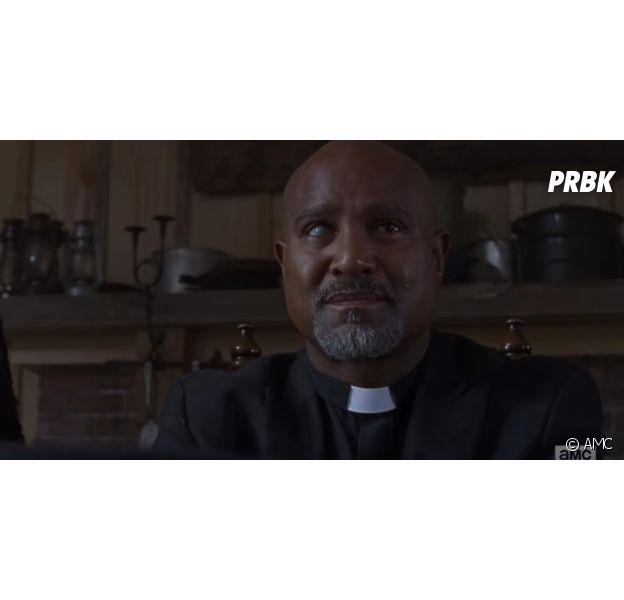 """Em """"The Walking Dead"""", na 9ª temporada: Gabriel Stokes (Seth Gilliam) morrerá nos próximos episódios"""