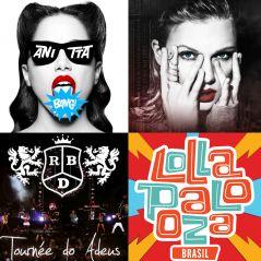 Turnês do Zodíaco: Anitta, Taylor Swift e qual show combina mais com seu signo