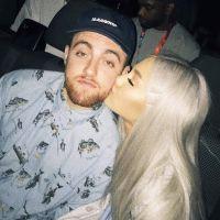 """Um """"fã"""" acusou Ariana Grande de estar se aproveitando da morte de Mac Miller para se promover"""