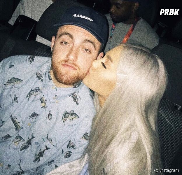 Ariana Grande é acusada de estar se aproveitando da morte de Mac Miller