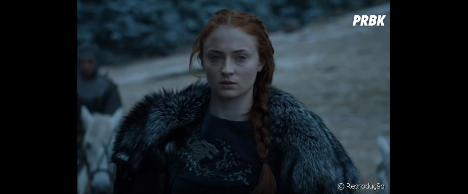 """De """"Game of Thrones"""": Sophie Turner, a nossa querida Sansa Stark, estará na CCXP 2018 para participar de um painel sobre """"X-Men: Fênix Negra"""""""