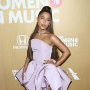 Ariana Grande foi a grande homenageada do Women in Music 2018 e nós estamos muito emocionados