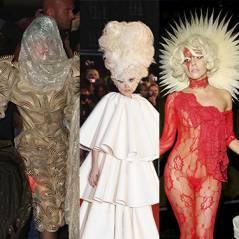 Lady Gaga: relembre looks bizarros e veja o que stylist dos famosos tem a dizer