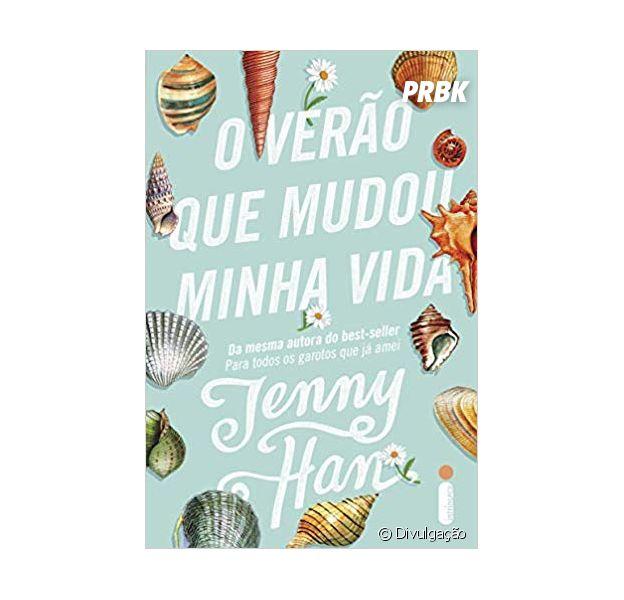 """Trilogia """"Verão"""", de Jenny Han - mesma autora de """"Para Todos os Garotos que já Amei"""" - é relançado com novas capas!"""