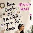 """De """"Verão"""", Jenny Han também é autora de """"Para Todos os Garotos que já Amei"""""""