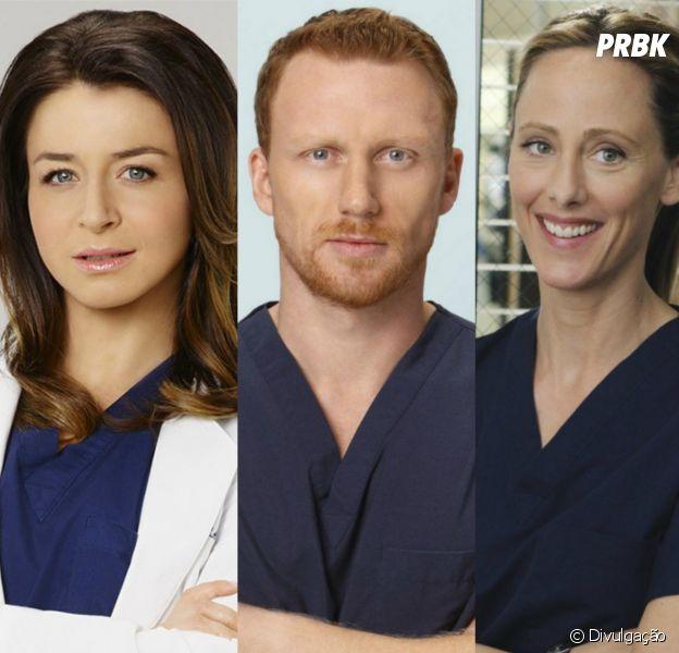 """O triângulo amoroso de Owen (Kevin McKidd) vai ficar ainda mais complicado em """"Grey's Anatomy"""""""