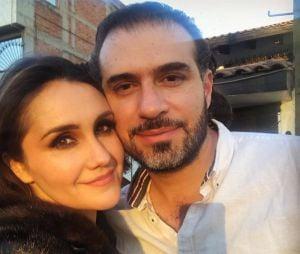Dulce Maria e Paco Álvarez estão noivos!