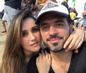 Dulce Maria anuncia noivado com Paco Álvarez!