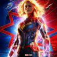 """""""Capitã Marvel"""" estreia dia 7 de março, nos cinemas"""
