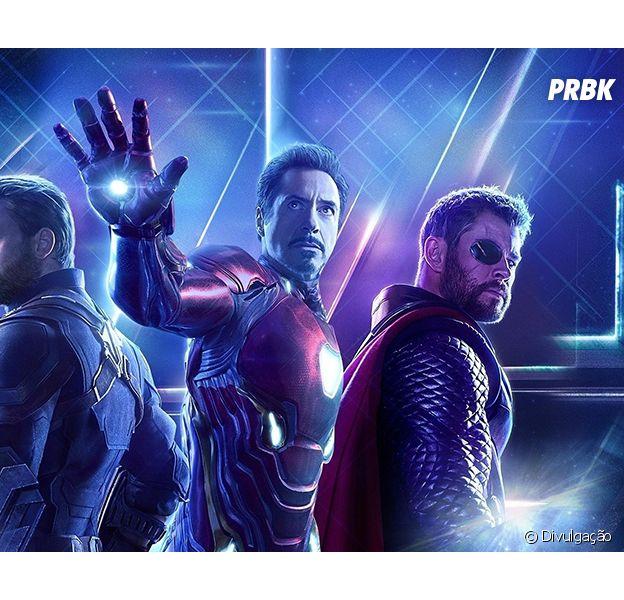 """Filmes """"Vingadores: Ultimato"""" e """"Capitã Marvel"""" ganham novos teasers!"""
