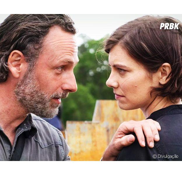 """Em """"The Walking Dead"""", Lauren Cohan e Andrew Lincoln farão participação na 10ª temporada após renovação"""