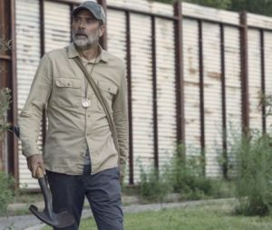 "Em ""The Walking Dead"", na 9ª temporada: Negan (Jeffey Dean Morgan) está arrependido"