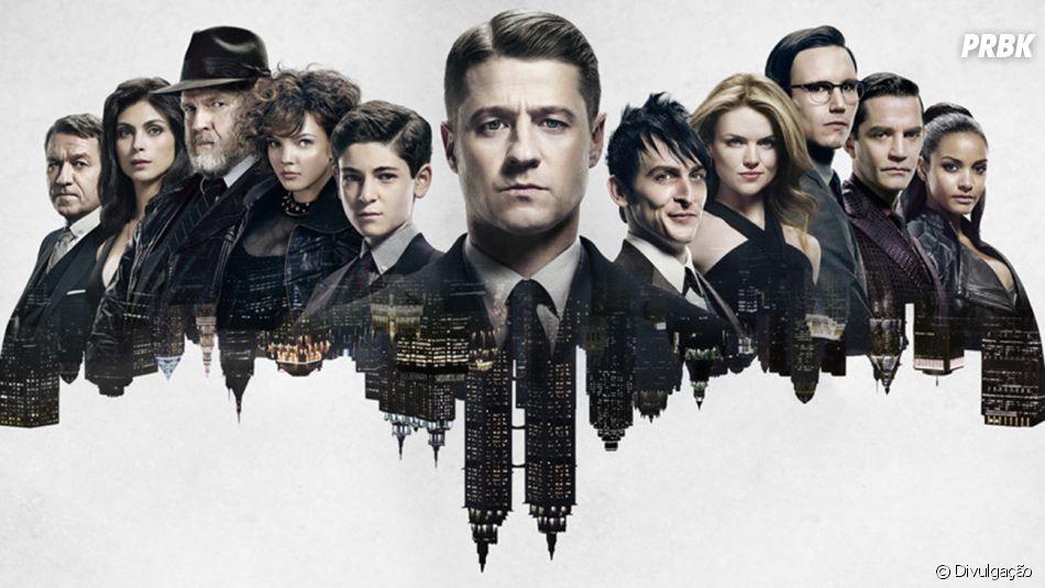 """Confira o visual do novo vilão da 5ª e última temporada de """"Gotham"""""""