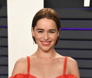 "Emilia Clarke falou sobre ""Game of Thrones"" durante o Oscar 2019"