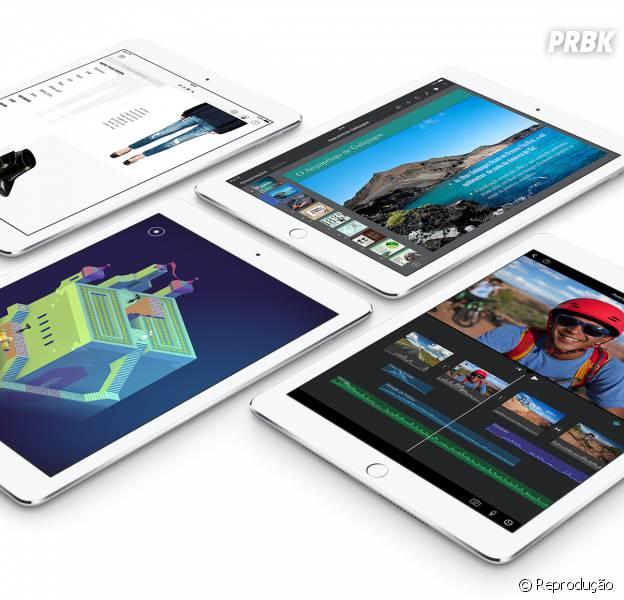 Novos preços para os iPads da Apple