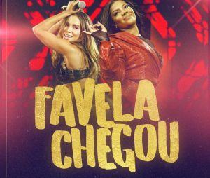 """Anitta e Ludmilla finalmente lançam """"Favela Chegou"""" e todo mundo pira!"""