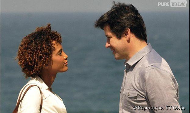 """Jonas (Murilo Benício) e Verônica (Taís Araújo) terminam juntos e felizes para sempre, na novela """"Geração Brasil"""", da Globo"""