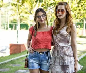 """A sucessora de """"Geração Brasil"""" na faixa das 19h da Globo será """"Alto Astral"""", com Sophia Abrahão e Giovanna Lancellotti"""