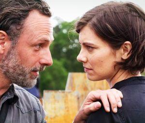 "Em ""The Walking Dead"", Lauren Cohan, a Maggie, pode voltar para a 10ª temporada!"