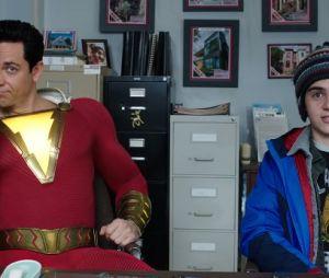 """Atuações deZachary LevieJack Dylan Grazer em """"Shazam!"""" foram super elogiadas"""