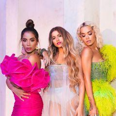 """Anitta, Rita Ora e Sofia Reys estão maravilhosas nas primeiras fotos divulgadas do single """"R.I.P."""""""