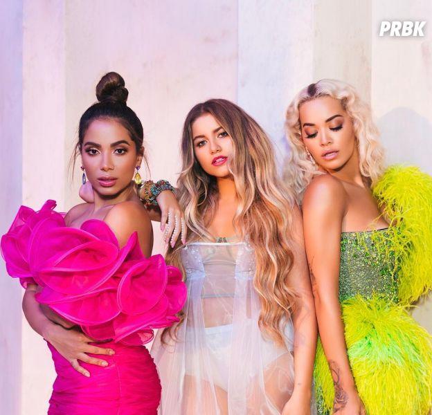 """Sofia Reyes se une a Anitta e Rita Ora para o single """"R.I.P."""", que sai no dia 15 de março"""