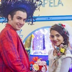 """Kavaco e Amanda vão ficar noivos em """"Malhação"""" e o coração tá explodindo de fofura!"""