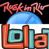 Escolha 5 séries e te diremos se você é mais Lollapalooza ou Rock in Rio