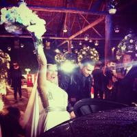 Confira o que aconteceu no casamento de Naldo Benny e Moranguinho