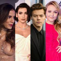 Relembre os 10 rolês mais aleatórios dos famosos!