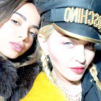 A Anitta sentiu uma dor de barriga DAQUELAS quando gravou com Madonna!