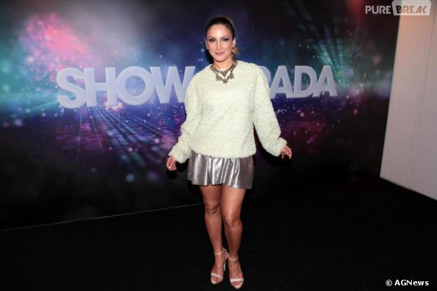 """<p>Claudia Leitte, treinadora do """"The Voice Brasil"""", está confirmada no """"Show da Virada""""</p>"""