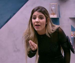 """No """"BBB19"""": Paula e Hariany se desentendem e briga sai do controle"""