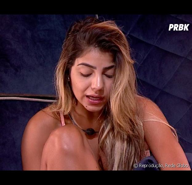 """BBB19"": Hariany é expulsa por agressão a Paula"