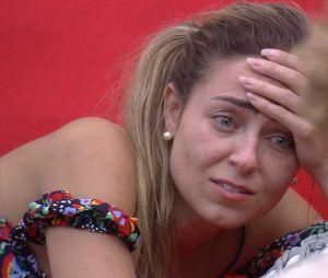 """BBB19"": Paula conversa com Alan sobre expulsão de Hariany"