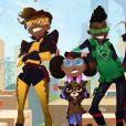 """Netflix aumentará seu acervo de produções africanas com animação """"Mama K's Team 4"""" no catálogo"""