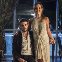 Adriana Esteves e Chay Suede serão mãe e filho na próxima novela da Globo