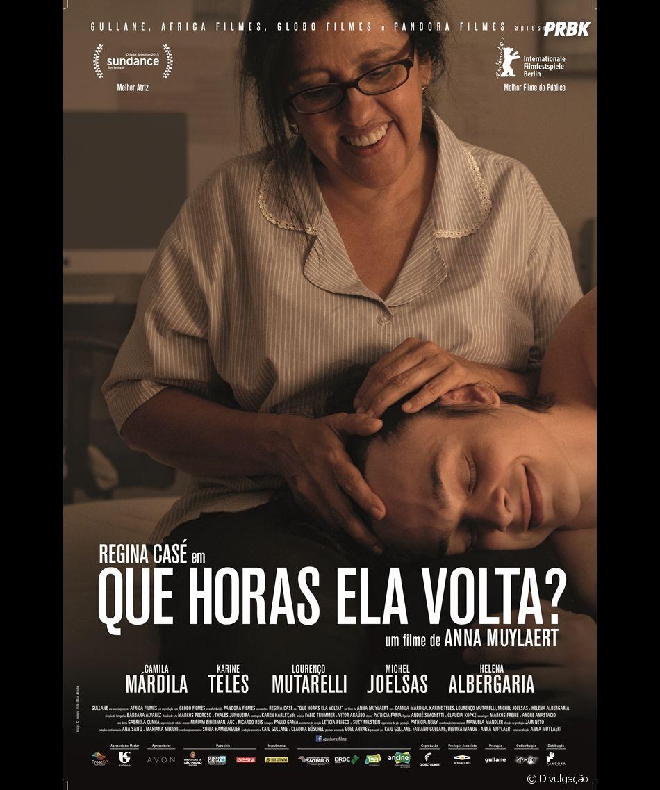"""""""Amor de Mãe"""": Regina Casé também está confirmada em próxima novela da Globo"""