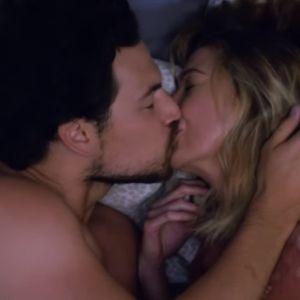 """As coisas entre Meredith e DeLuca vão ficar ainda mais sérias em """"Grey's Anatomy"""""""