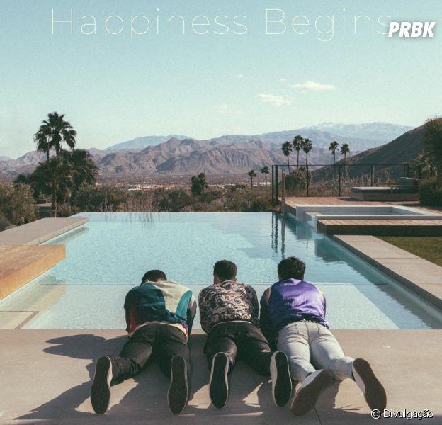 Jonas Brothers revelam nome e data de lançamento do novo álbum